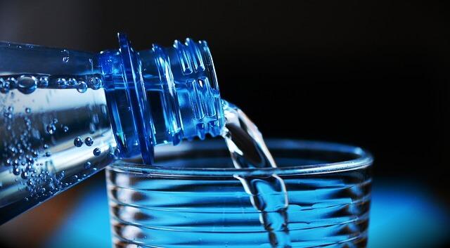 Zdrowie, a woda niegazowana